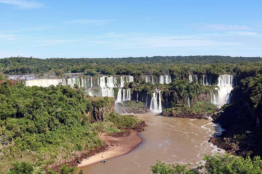 cataratas do iguacu brasil