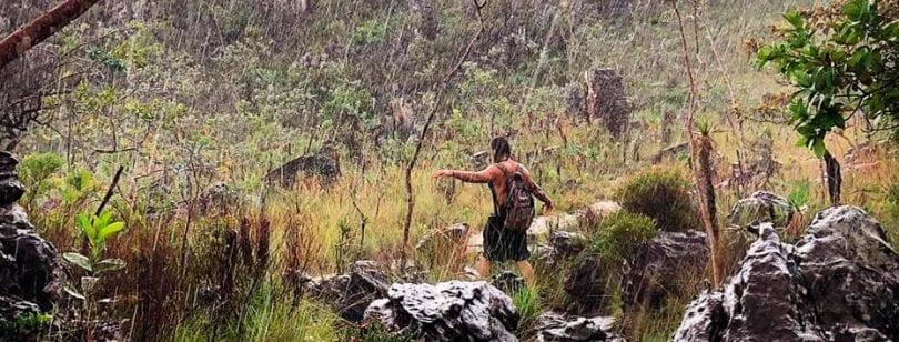 chapada dos veadeiros com chuva o que fazer