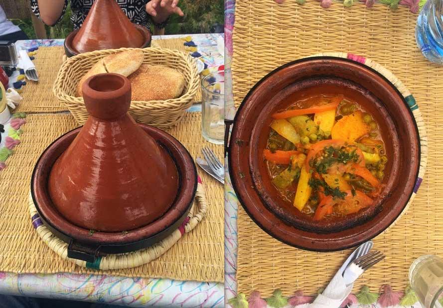 comida marrocos