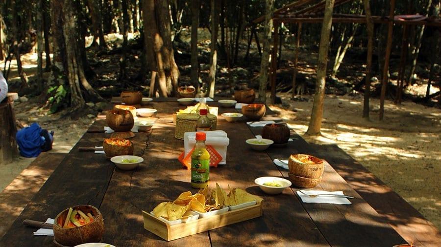 comida tipica mexico