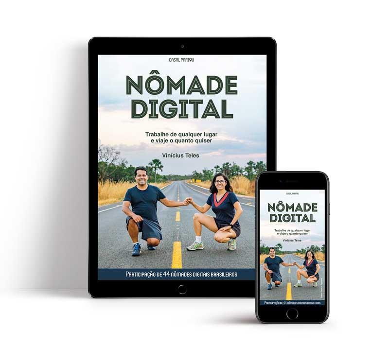 livro nomade digital casal partiu