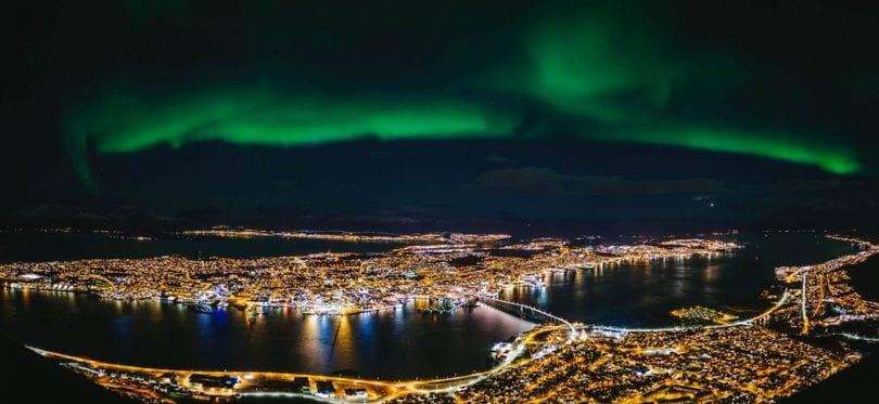 cover aurora boreal
