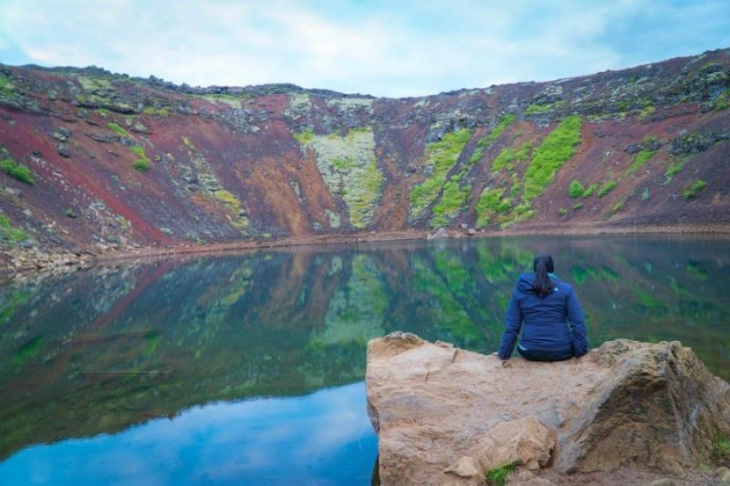 cratera vulcanica islandia