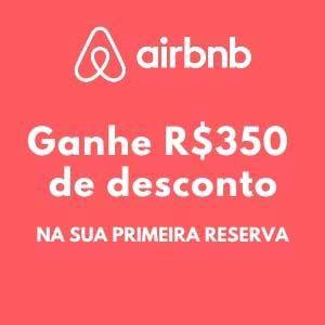 desconto airbnb R$ 350