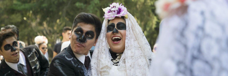 dia de muertos carnaval de calaveras