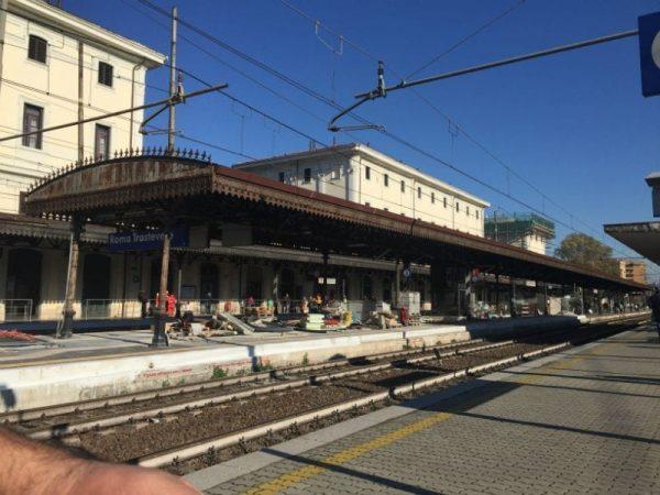 estacao de trem em roma