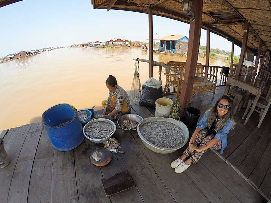fazendas tonle sap river camboja