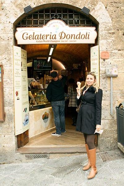 gelateria di piazza dondoli