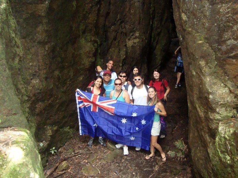 gold coast intercambio australia