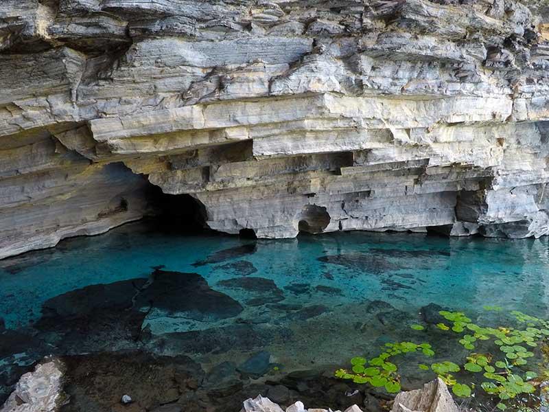 gruta da pratinha