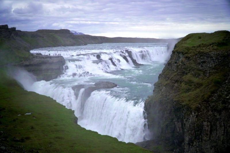 gullfoss cachoeira islândia