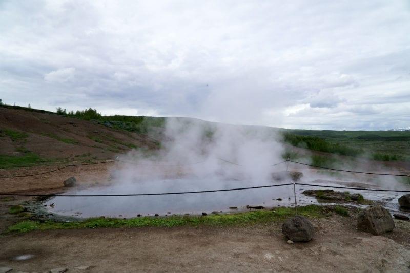 haukadalur giser islandia