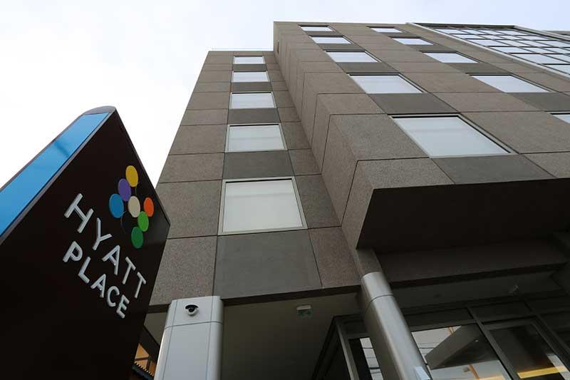 hyatt place macae hotel
