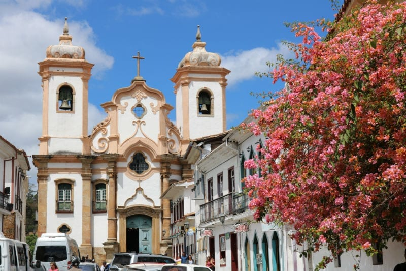 igreja do pilar ouro preto