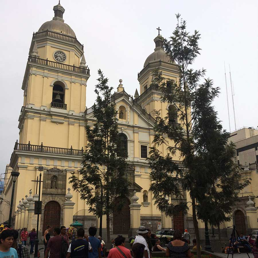 igreja jesuita lima