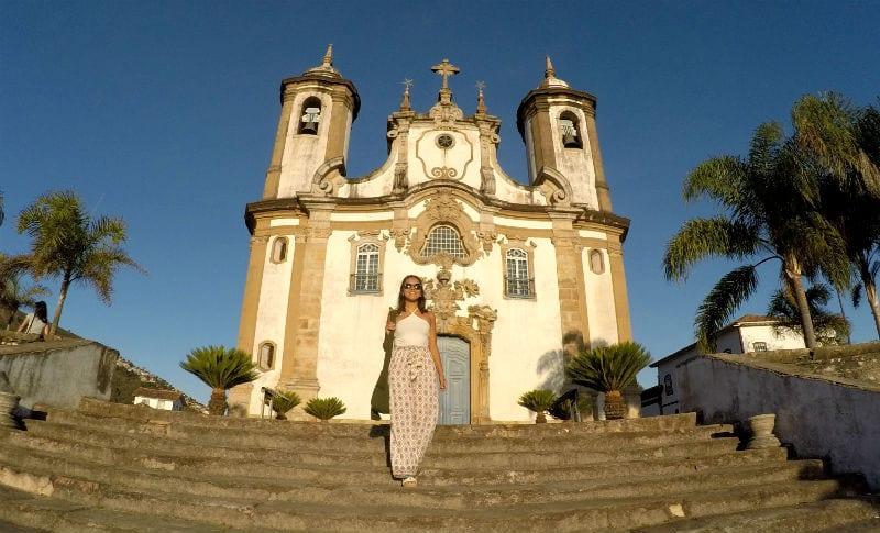 igrejas ouro preto