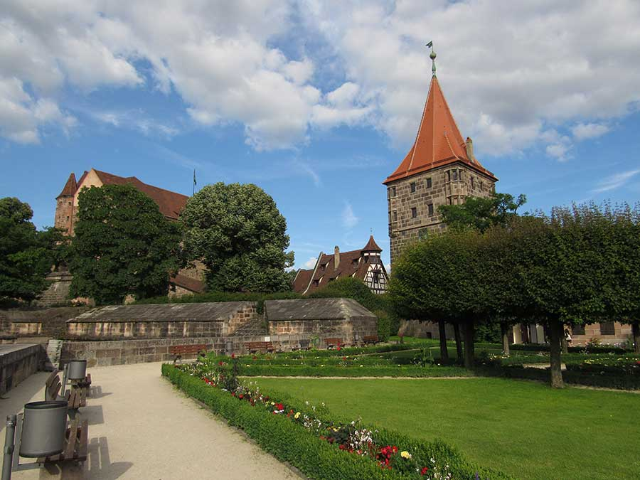 kaiserburg nuremberg