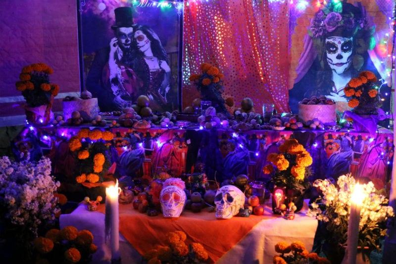 la catrina altar
