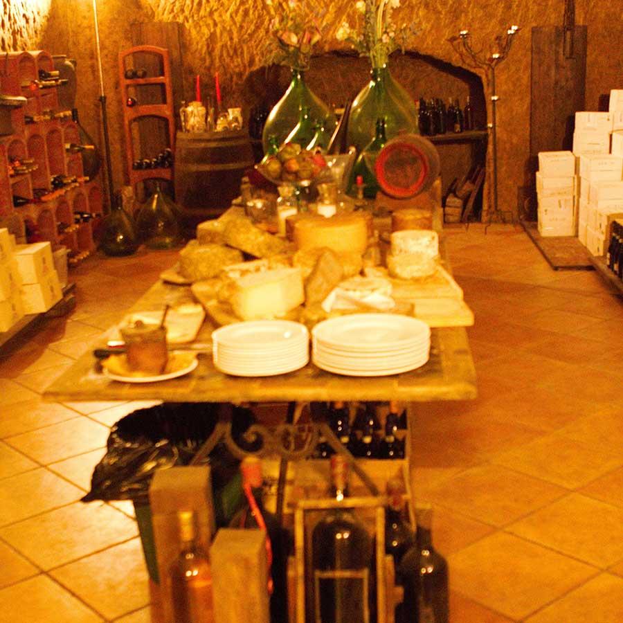 la taverna de san giuseppe toscana