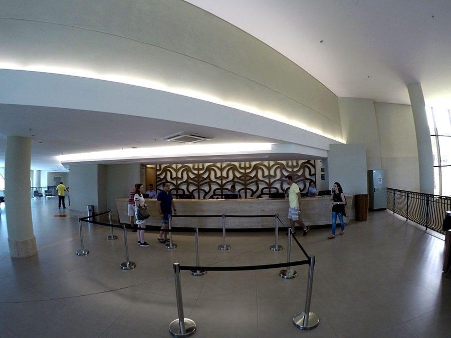 lobby malai manso resort