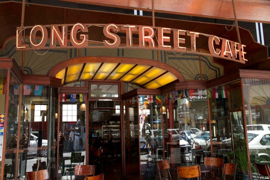 long street cafe cape town