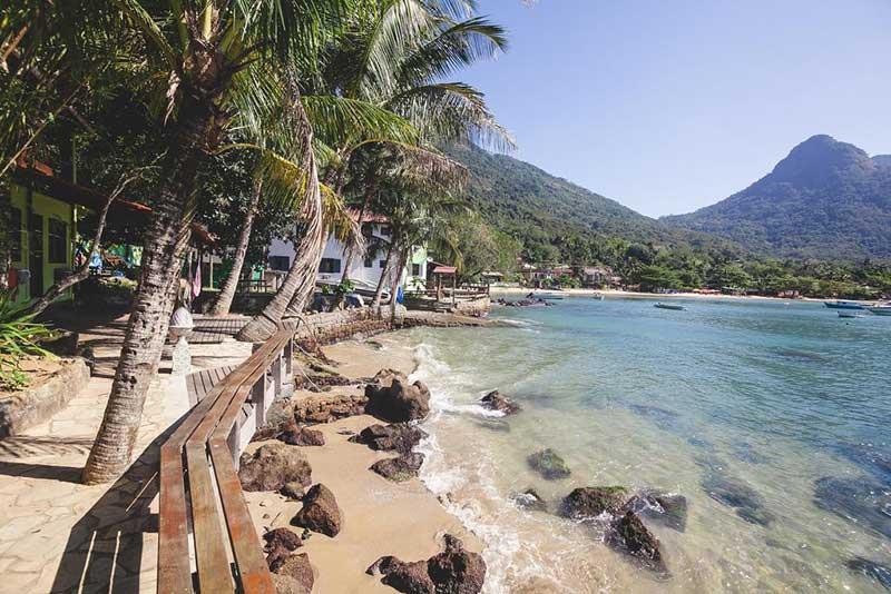 lugares para viajar na semana santa ilha grande