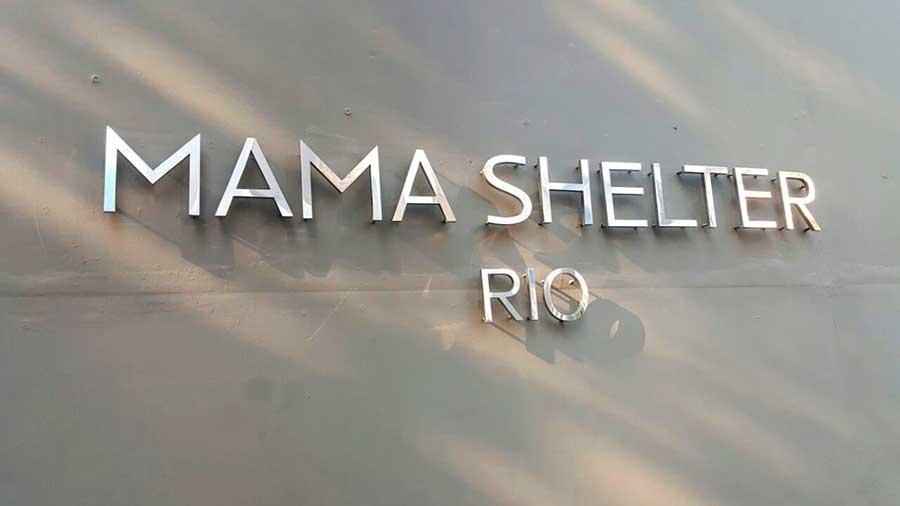 mama shelter rio entrada