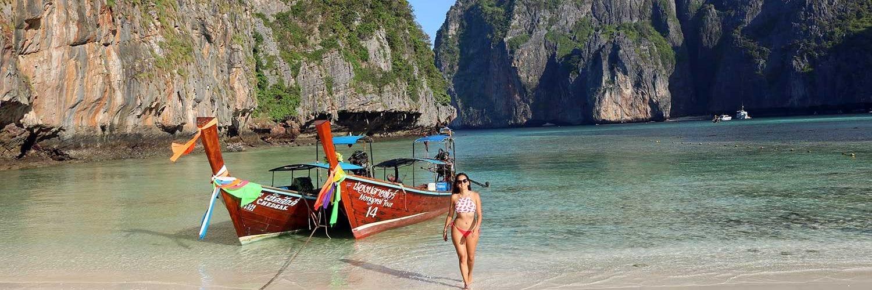 maya bay viajar pra tailandia