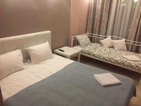 Mini hotel Khalva