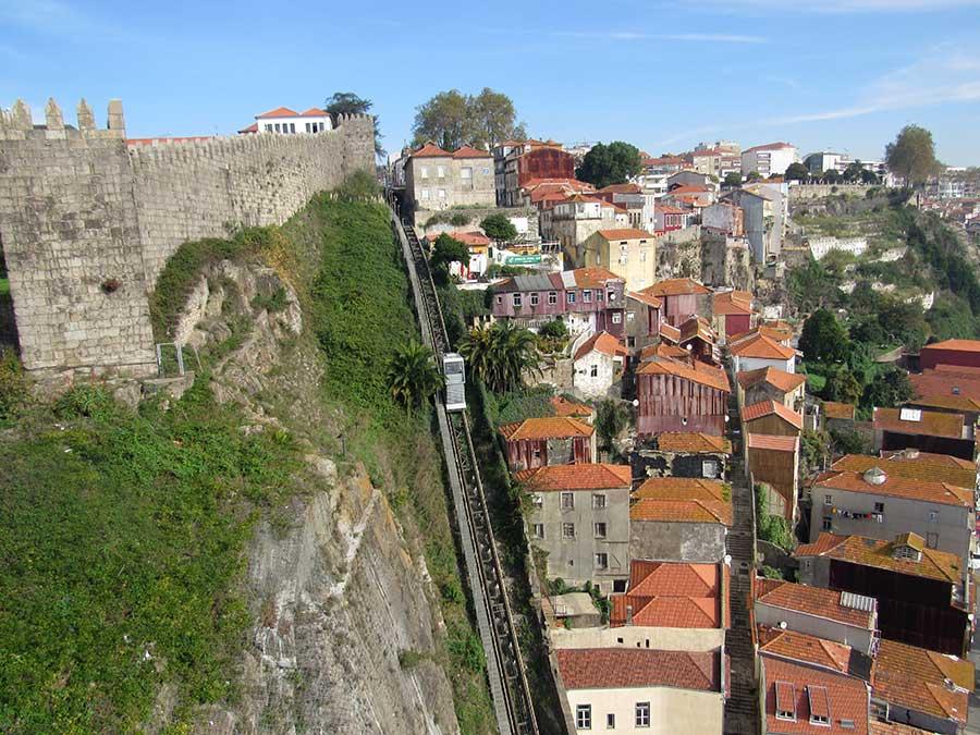 muralha fernandina