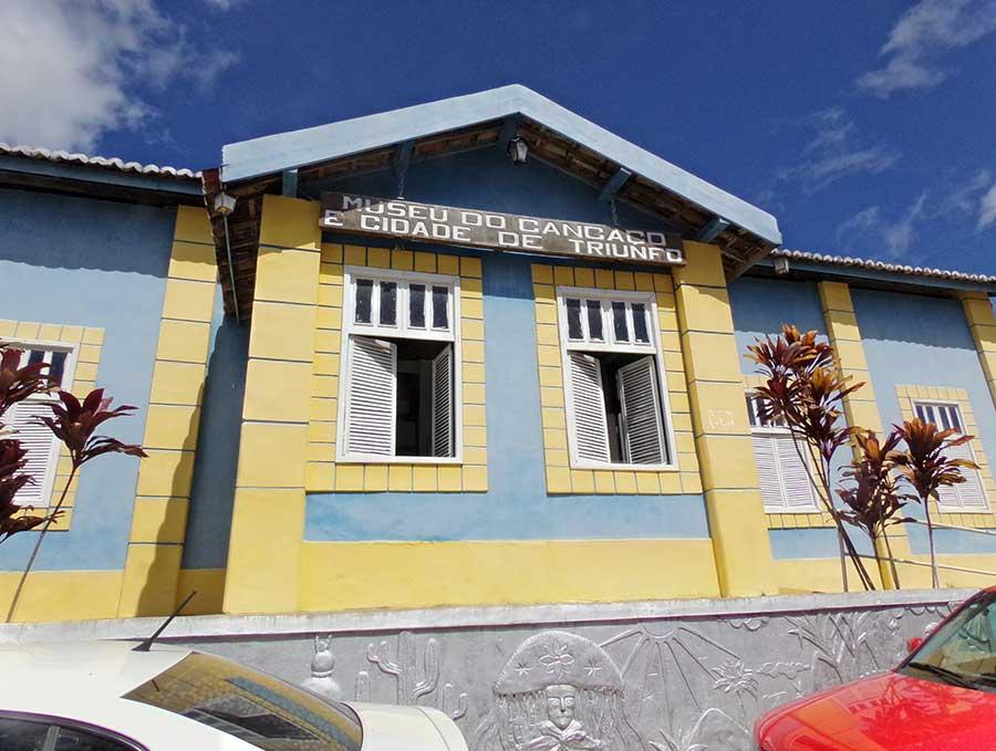 Museu do cangaço triunfo