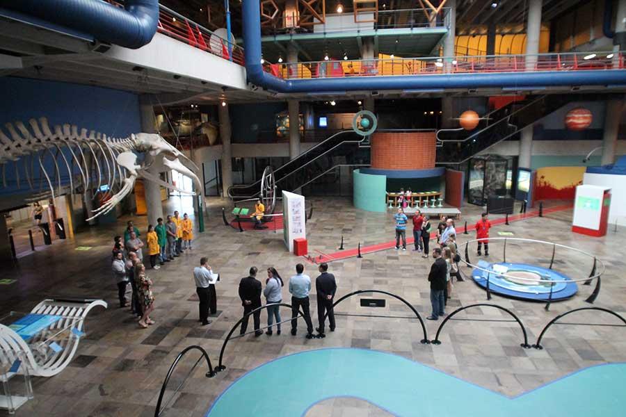museu da ciencia tecnologia porto alegre