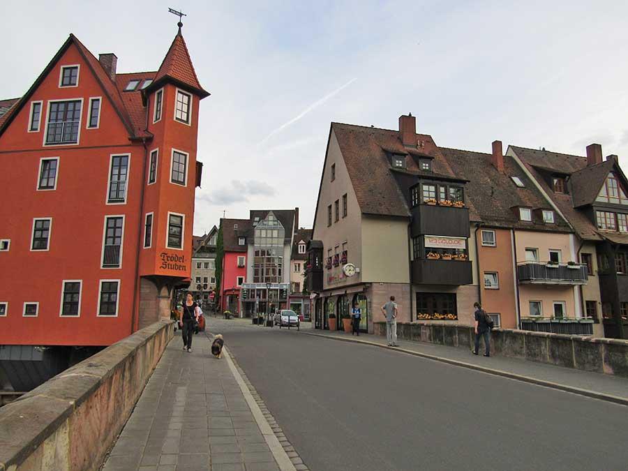 Karlsbrücke nuremberg