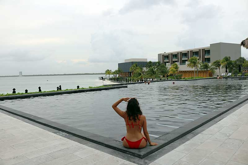 nizuc piscina