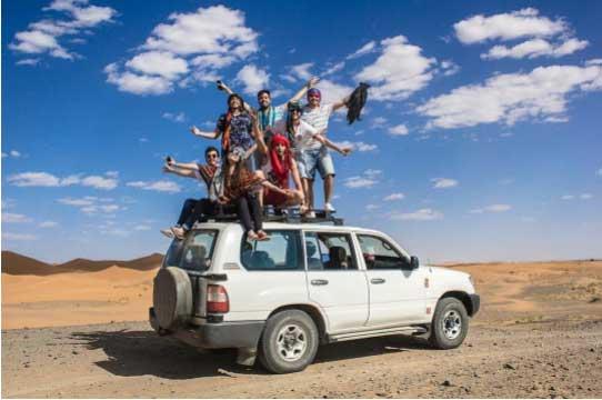 offroad deserto marrocos