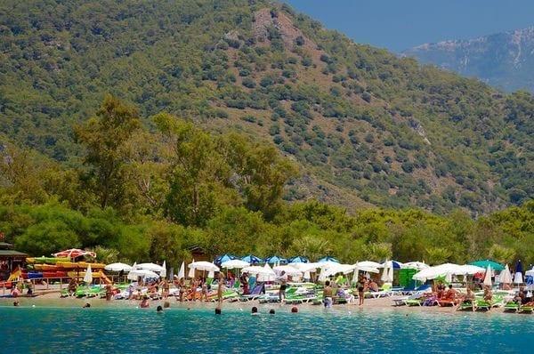 Praias da Europa: Oludeniz, Turquia.