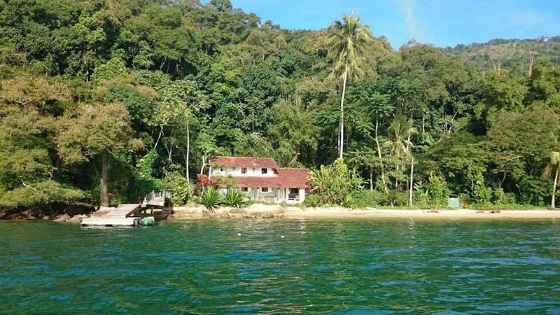 bonito paraiso ilha grande