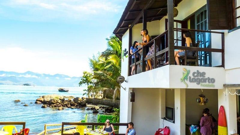 hostel che lagarto ilha grande