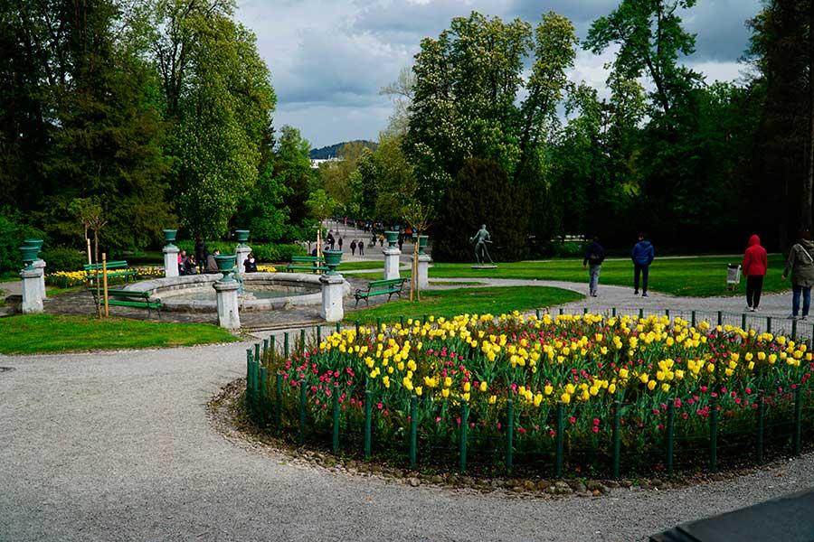 parque tivoli eslovenia