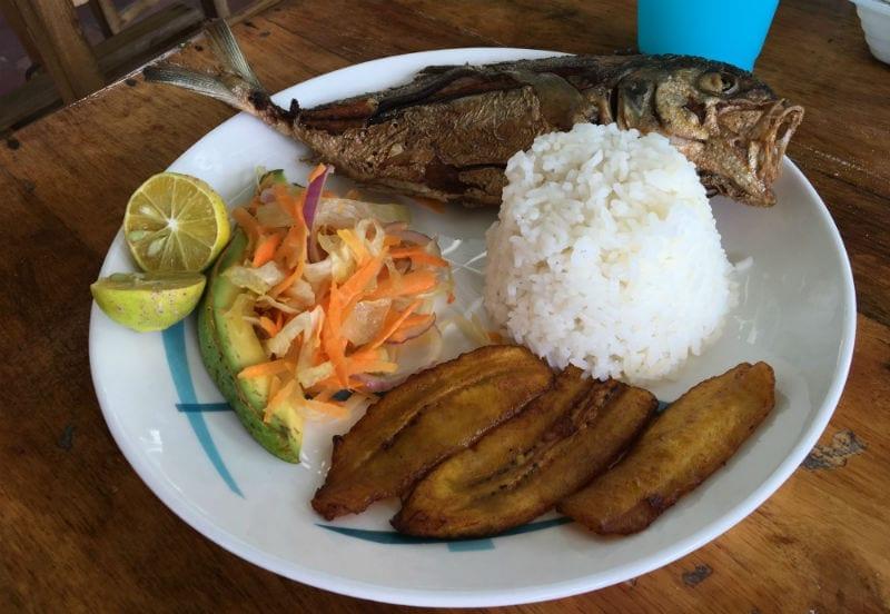 pescado colombia