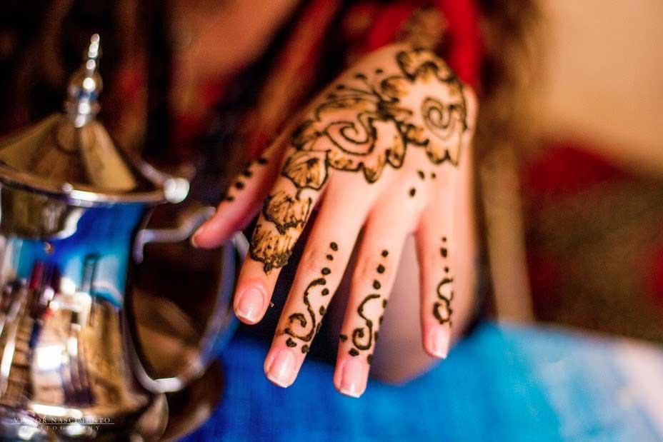 pintura henna marrocos