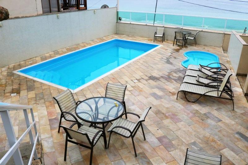 piscina ocean view