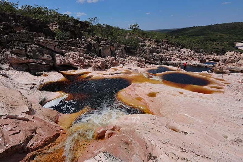 piscinas naturais rio roncador