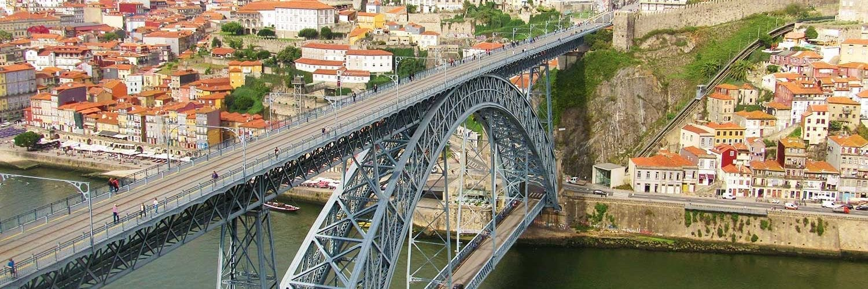 ponte luiz I porto