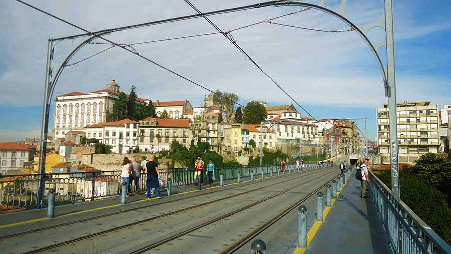 ponte luiz porto portugal
