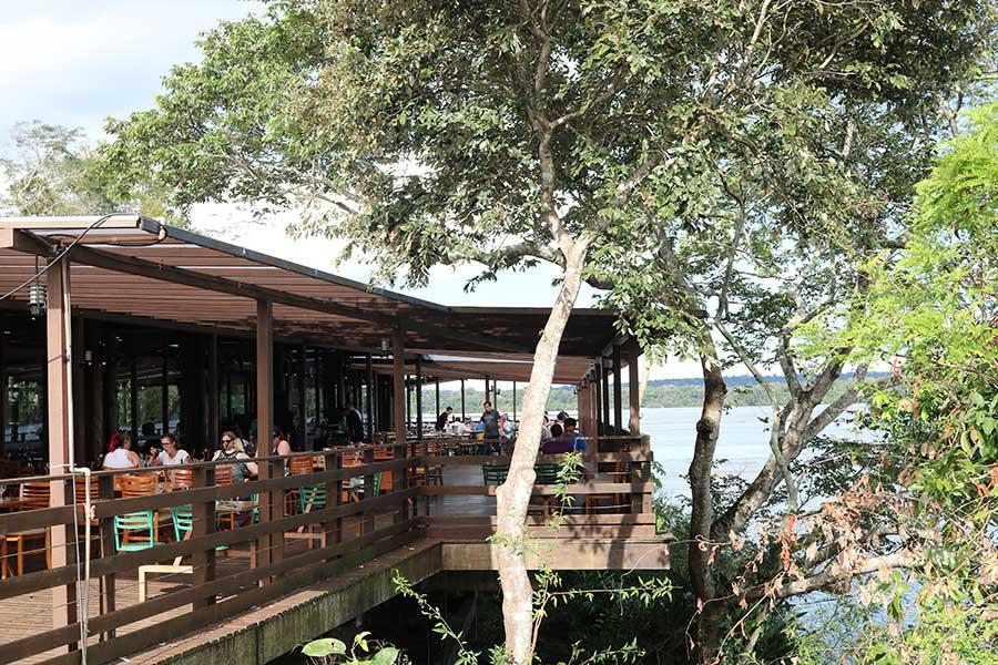 porto canoas restaurante