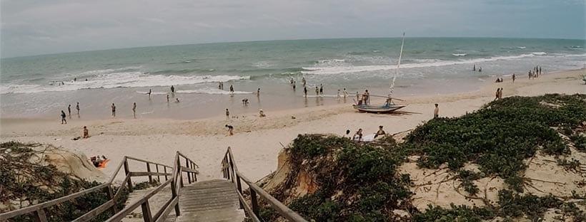 praia de canoa quebrada ceará