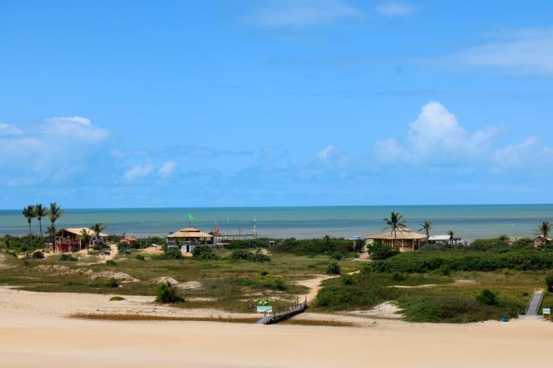 praia de itaunas