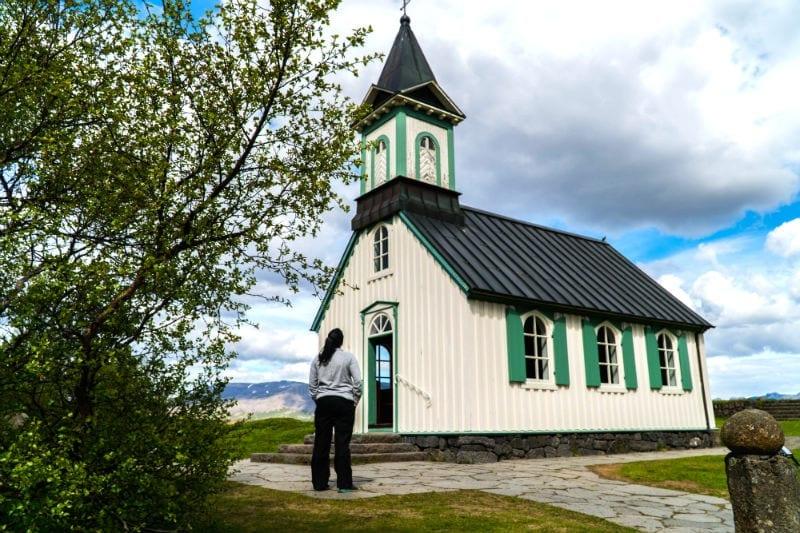 primeiro parlamento da islandia