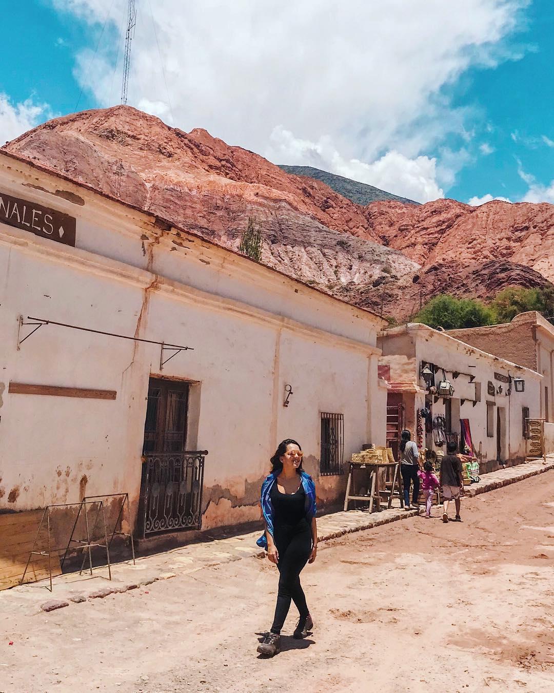 purmamarca argentina